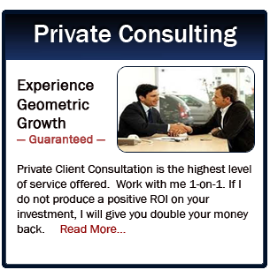 Click Here For More Information About Private Consulting
