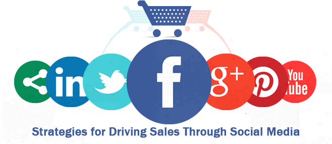 Strategies for Driving Sales Through Social Media